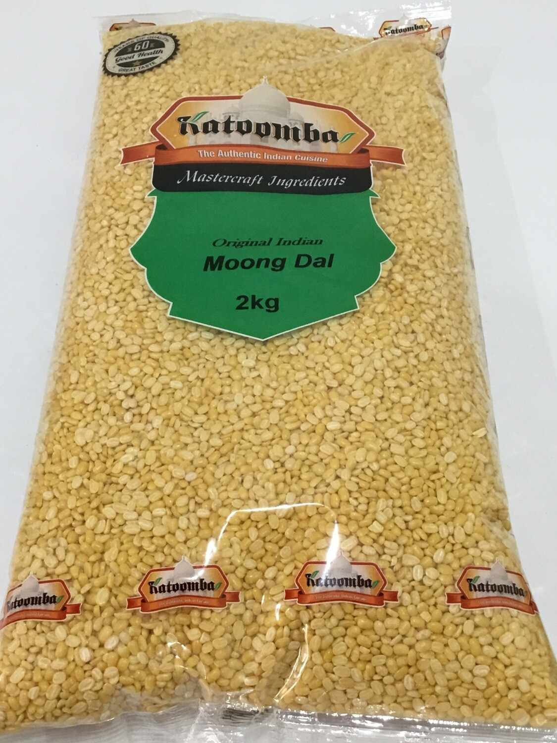KATOOMBA MOONG DAL (INDIAN) 2 KG