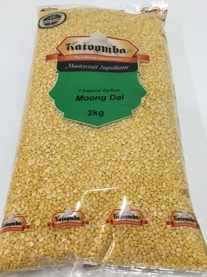 KATOOMBA MOONG DAL (INDIAN) 2 KG