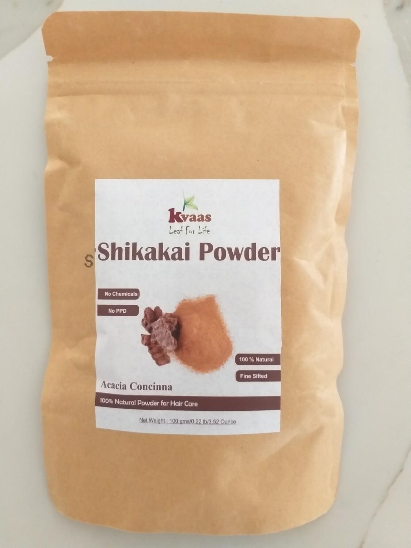 SHIKAKAI POWDER (SOAP NUT POWDER) 100 GMS 100% Chemical Free