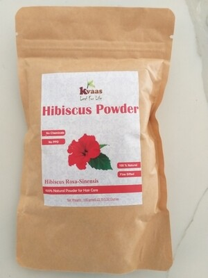 HIBISCUS POWDER 100 GMS 100% Chemical free