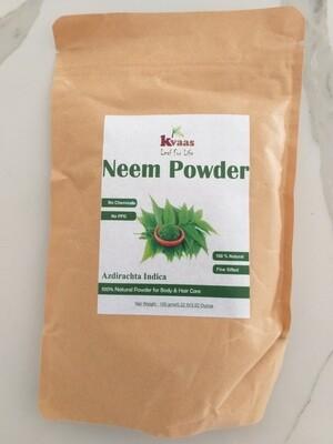 NEEM POWDER 100 GMS 100% Chemical free