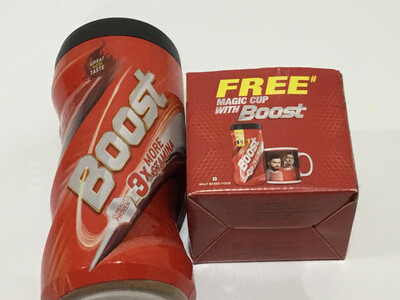 BOOST 450 G WITH FREE MAGIC CUP