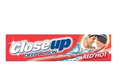 CLOSE UP TOOTHPASTE (RED HOT) 150 G