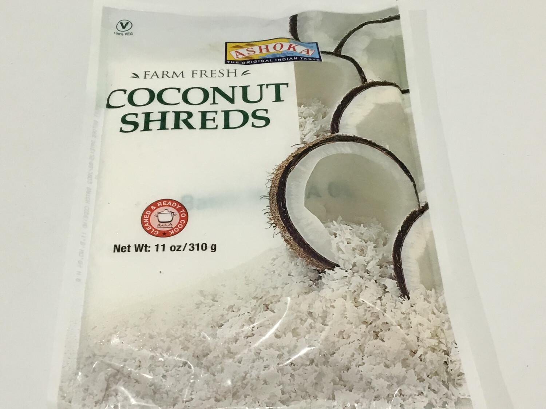 ASHOKA COCONUT SHREDDED 310 G