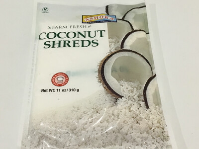 ASHOKA COCONUT SHREDDED 310 G