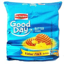 GOOD DAY BUTTER BISCUITS (Value Pack) 720 GMS