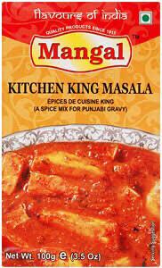 MANGAL KITCHEN KING MASALA 100 GMS