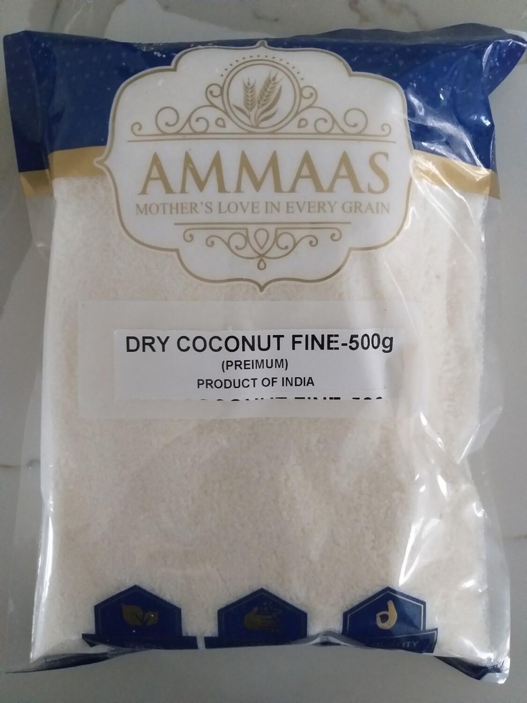 AMMA'S DESICATED COCONUT FINE 500 G