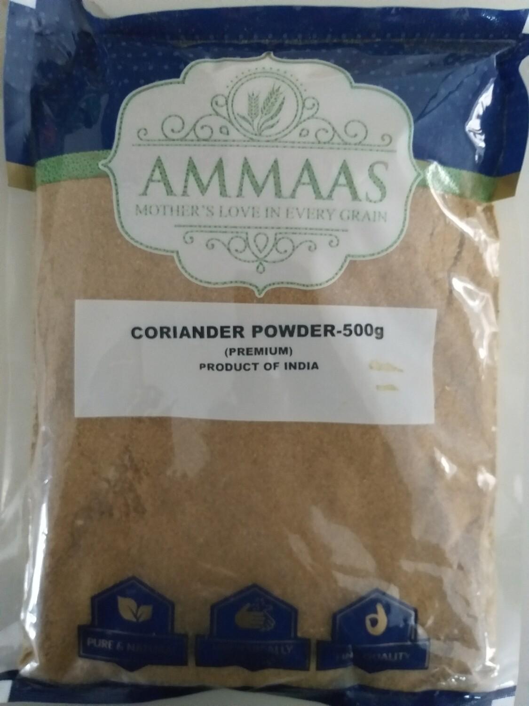 AMMA'S CORIANDER POWDER 500G