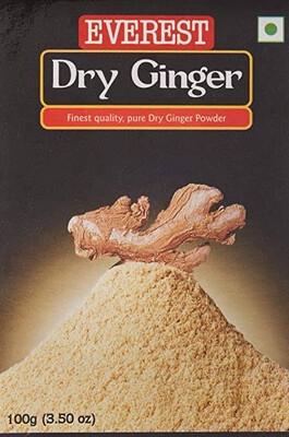 EVEREST DRY GINGER POWDER 100G