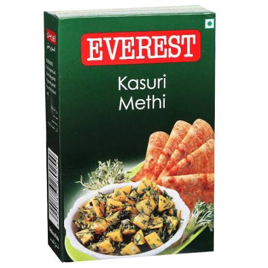 EVEREST KASURI METHI 100G