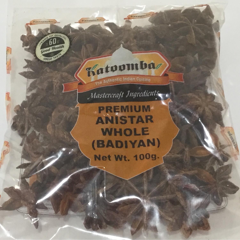 KATOOMBA  STAR ANISEED (BADIYAN)100G