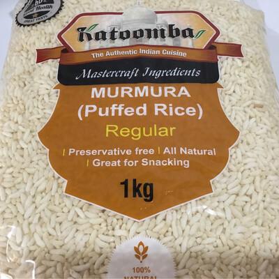 KATOOMBA PUFFED RICE (MURMURA) 1 KG