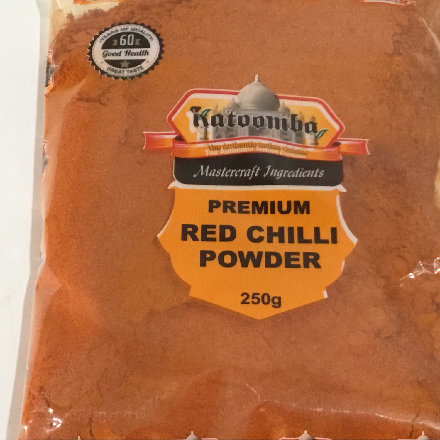 KATOOMBA RED CHILLI POWDER 250 G