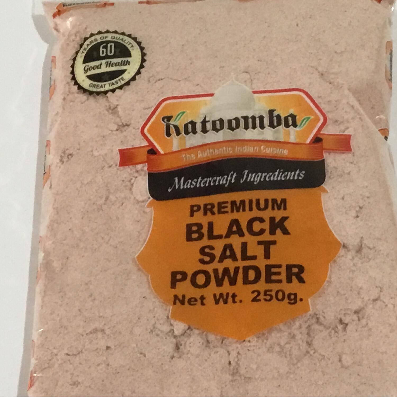 KATOOMBA BLACK SALT 250 G