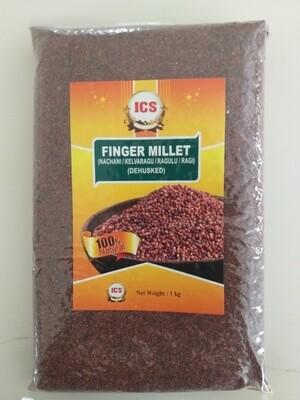 ICS RAGI MILLET (Finger Millet) 1 KG