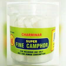 CHARMINAR  CAMPHOR 100 GMS