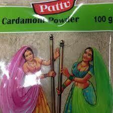 PATTU CARDAMOM POWDER 100G