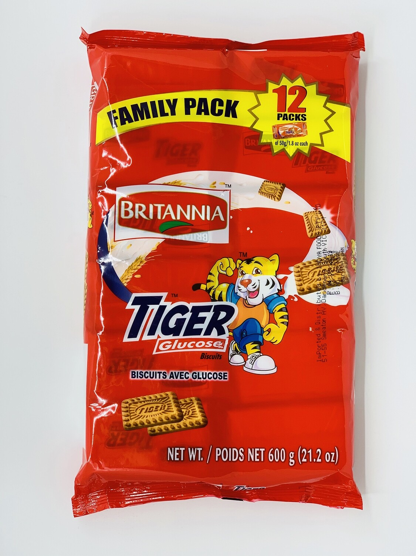 BRITANNIA TIGER BICUITS 600G