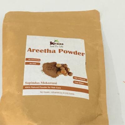 AREETHA POWDER 100 GMS 100% Chemical Free