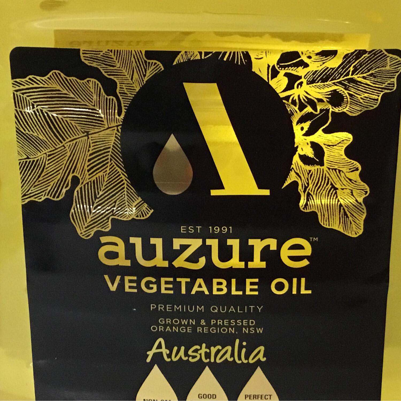 AZURE VEGETABLE OIL 4 L