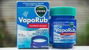 VICKS VAPOURUB 50GMS