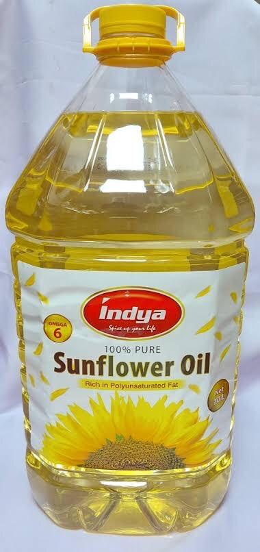 INDYA SUNFLOWER OIL 5L