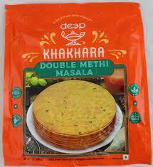 DEEP DOUBLE METHI MASALA KHAKHARA 200G