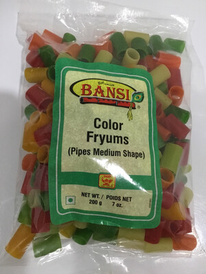 DEEP COLOR FRYUMS PIPES 200g BUY 2 @ $2.49