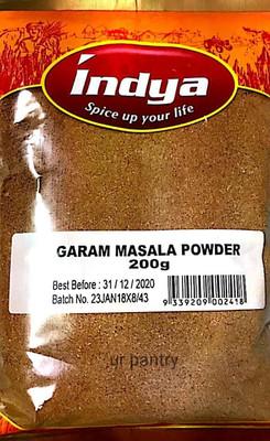 INDYA GARAM MASALA POWDER 200GM