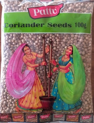 PATTU CORIANDER SEEDS 400 GM
