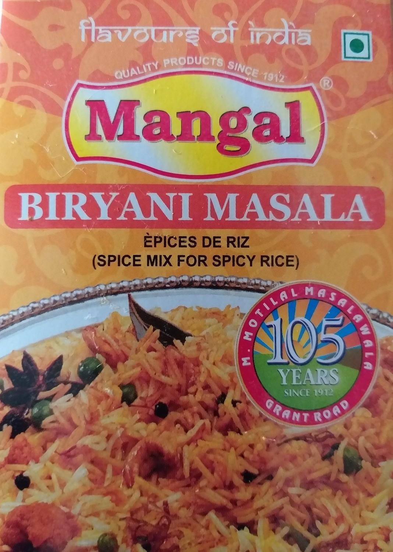 MANGAL BIRYANI  MASALA 50GMS