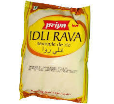 PRIYA IDLI RAVVA 2KGS