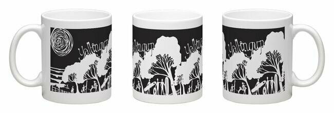 Yallingup - china mug