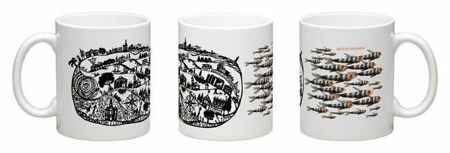 Spirit of Freo- china mug