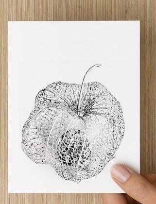 'Gooseberry -  GREETING CARD