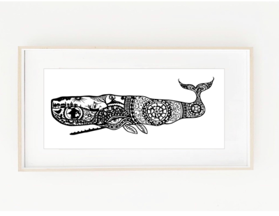 Whalesong archive PRINT