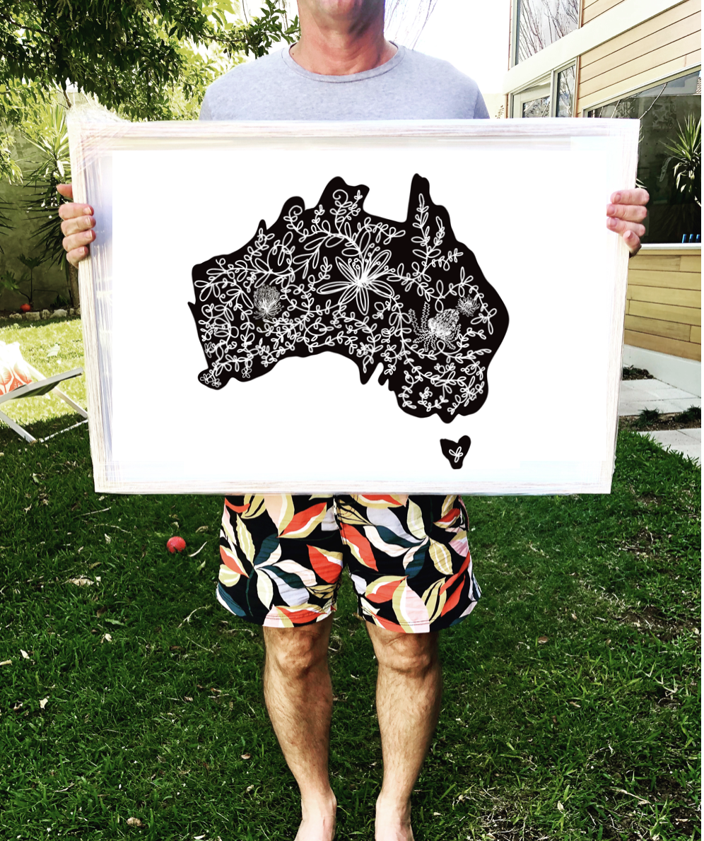 Great Southern Land - archive PRINT
