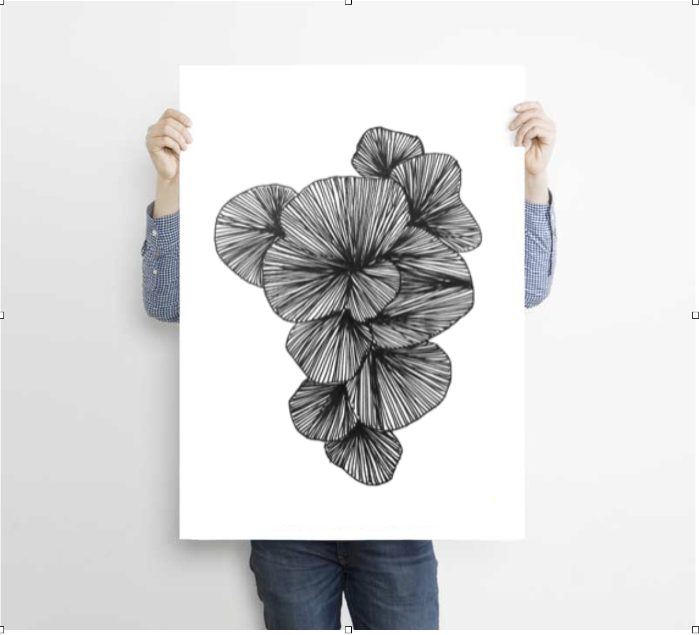 Sea Flange  print