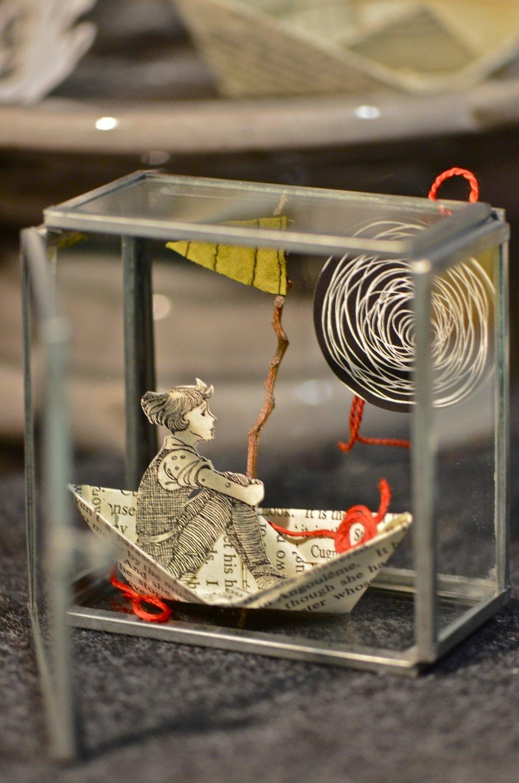 Workshop: Paper Sculptures