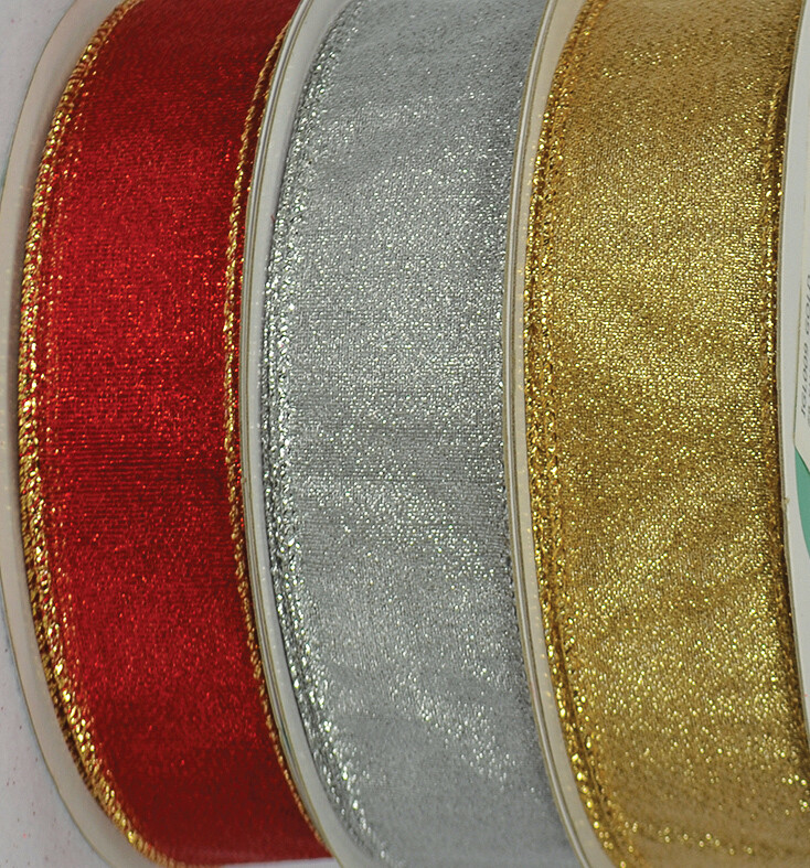 FRO9RED - SHEER FROST #9 HOLIDAY RIBBON (Red Only)