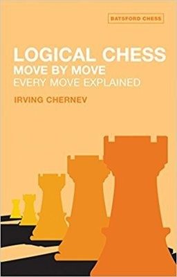 Logical Chess, Move By Move -Paperback