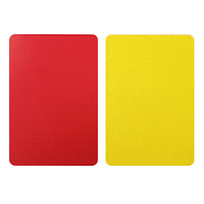 Red & Yellow Cards only