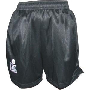 Referee Shorts - Black