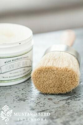 MMS - Medium Wax/Paint Brush