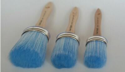 Chalk Supply - Blue Krex Synthetic Bristle
