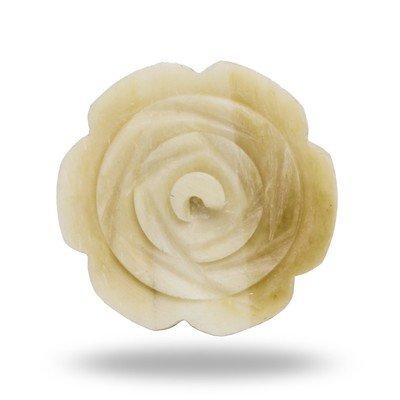 Bone Flower Knob