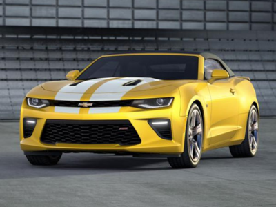 2016 - 2018 Camaro SS Convertible Factory Style Rally Stripes