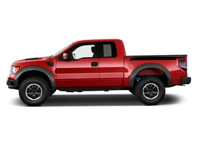 2015 & Up Ford F150/ Raptor Bed Side Stripes