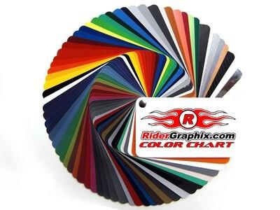 Purchase Ridergraphix.com Color Chart